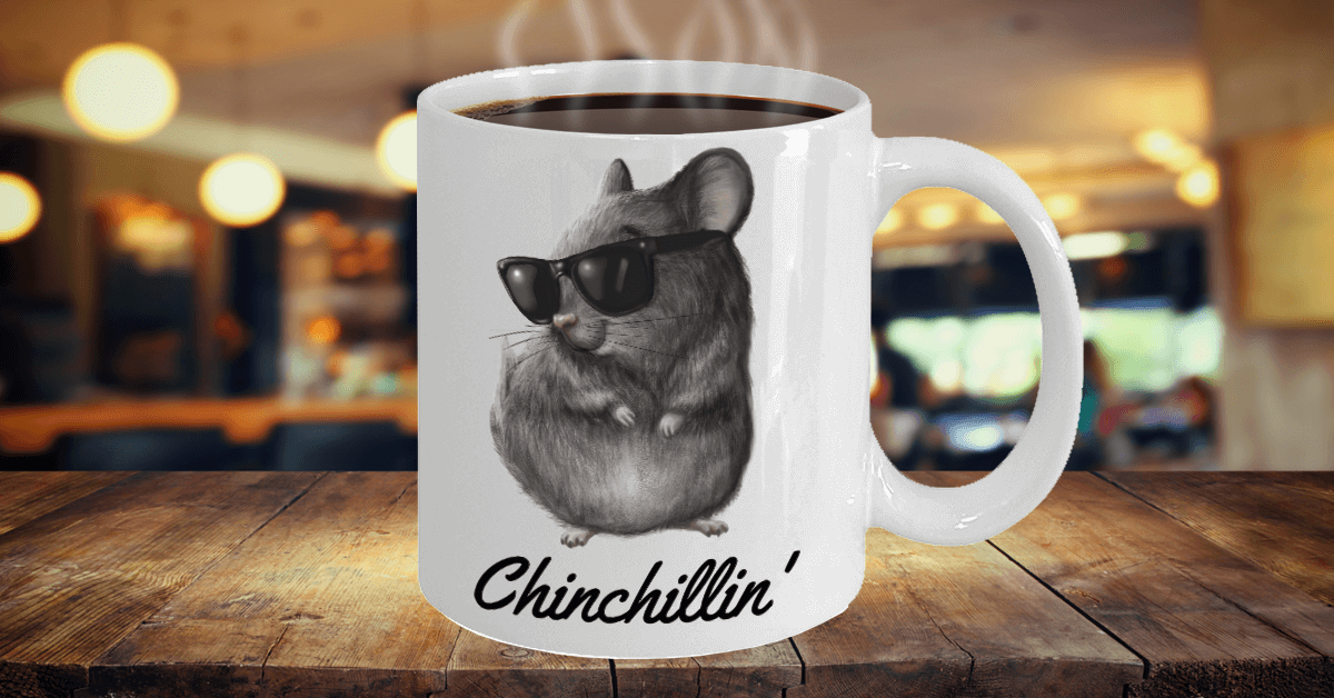 If You Love Chinchillas, You Need This Mug